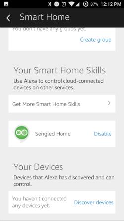 sengled: Products - Security - ###Element Plus - Alexa